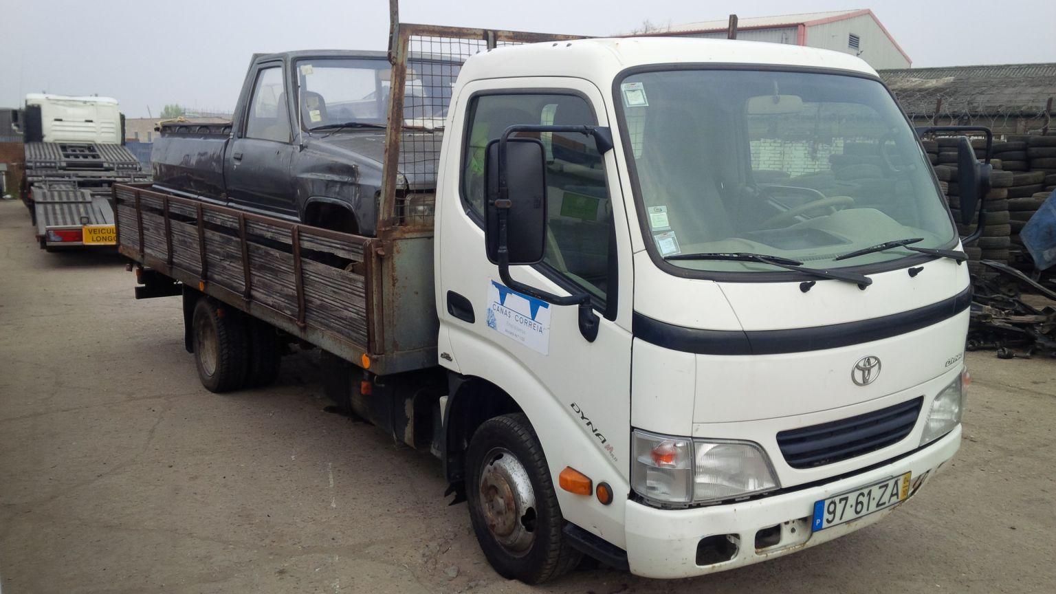 LHD Toyota Dyna M35.33