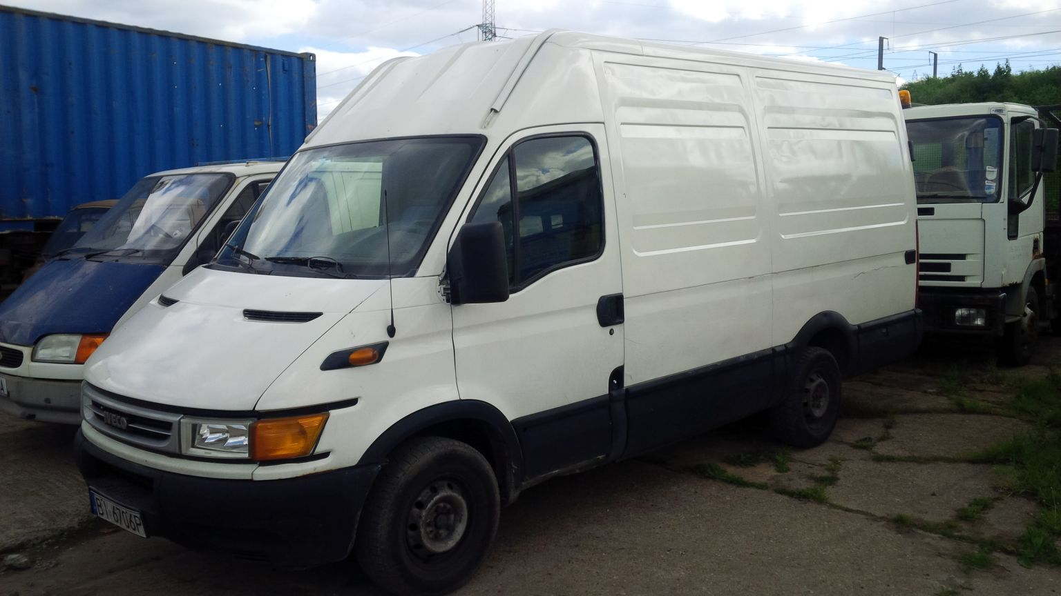 LHD Iveco Daily LWB