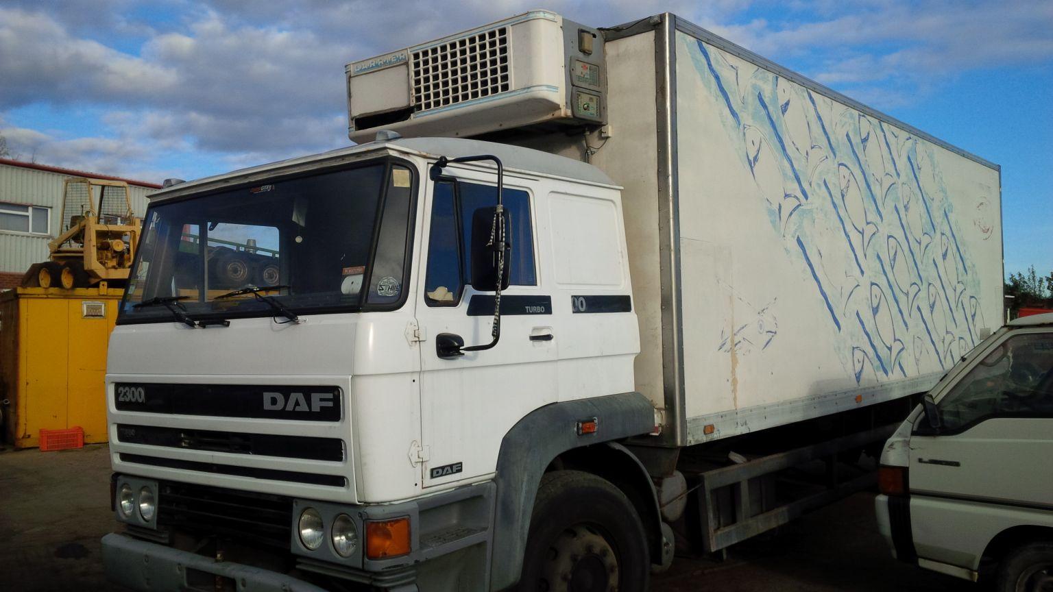 LHD DAF 2300