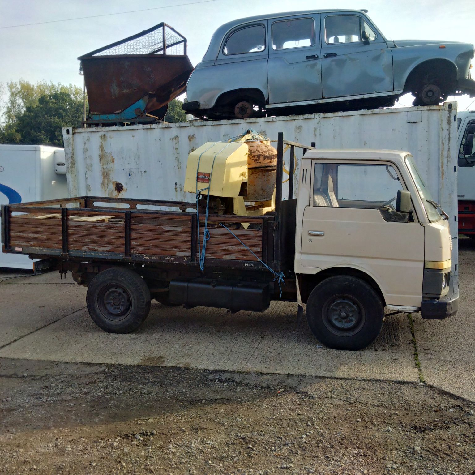 Left Hand Drive Nissan Cabstar F22 25 Diesel Single Wheel 35 Ton Cabster 4x4 Img 20161015 095437 Hdr 095450 095508 095520