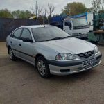Toyota Avensis 1.8 petrol. Left hand drive change kit.