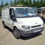Ford Transit 300 SWB Petrol and gas.