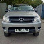 Toyota Hilux Vigo 2.5 D4D pick-up