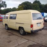 Left hand drive Mitsubishi L300 double door van