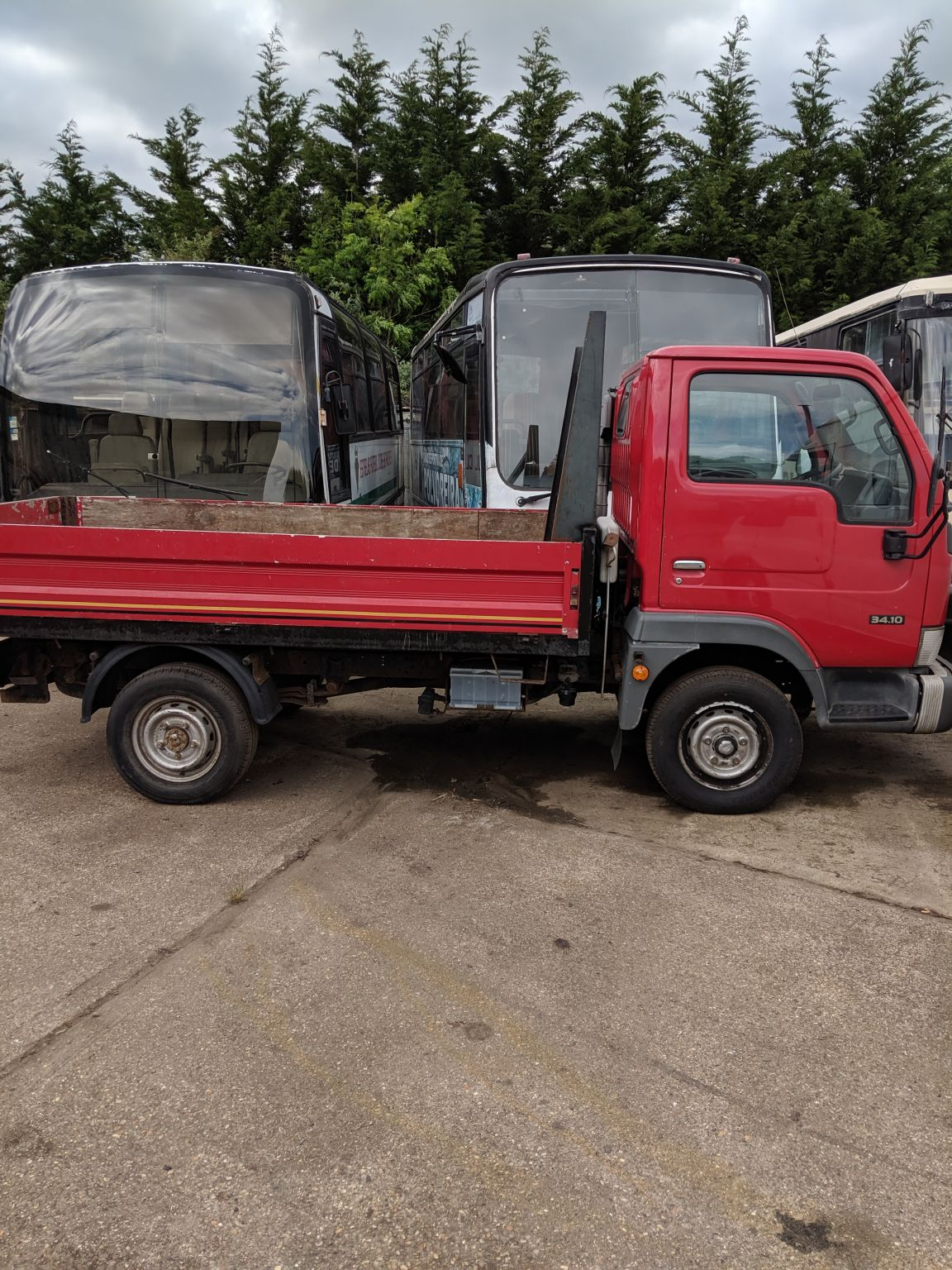 Nissan Cabstar 3500gvw,Tipper, 2006, New engine and clutch recently fitted