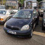 Toyota Yaris, Petrol, 1.0 16v VVTi, GS YOM: 2000