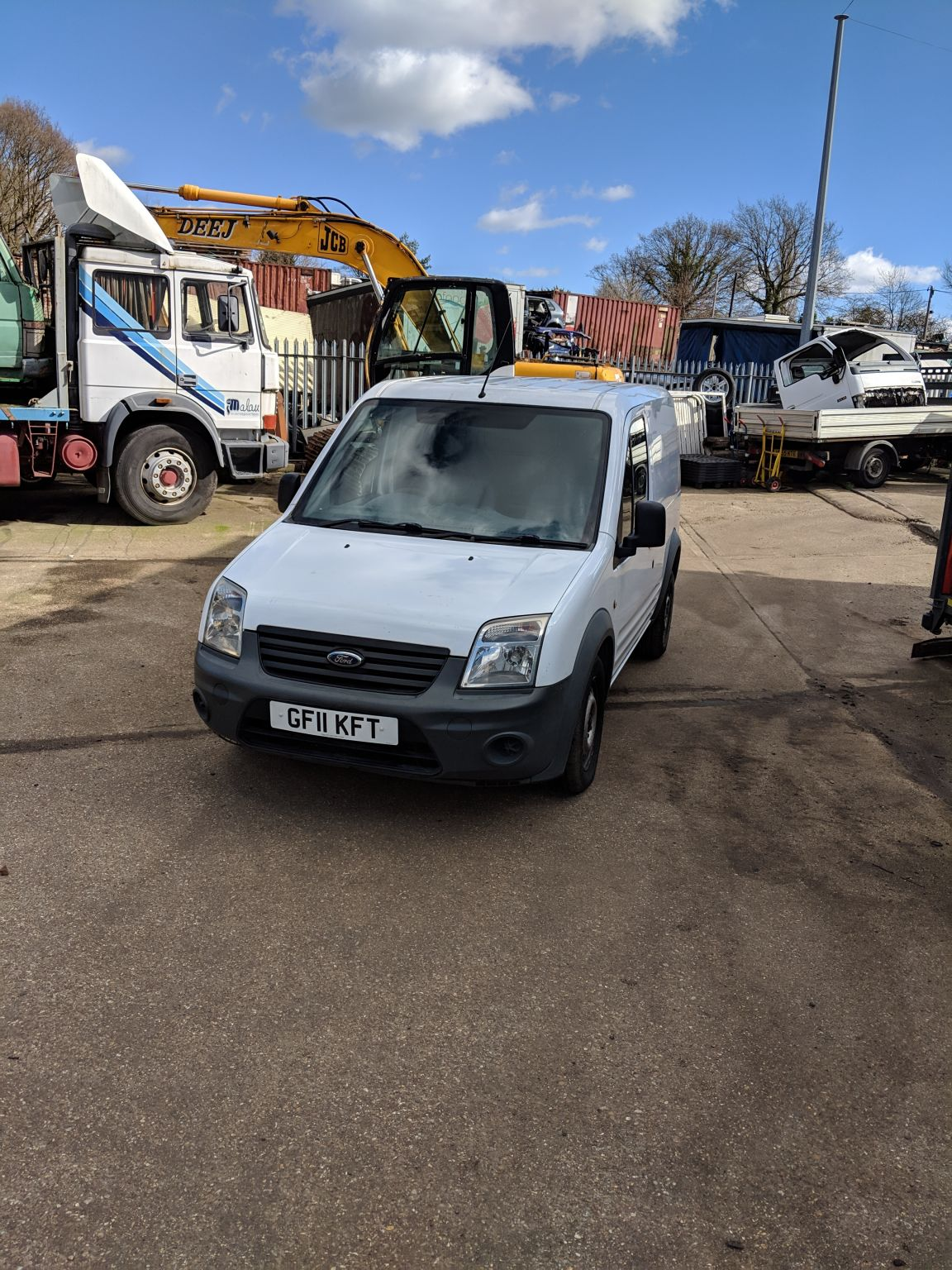Ford Transit Connect 1.8TDCi ( 75PS ) DPF T200 SWB Leader
