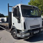 IVECO EURO CARGO 7.5 TON SCAFFOLD LORRY