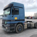 Mercedes Actros 1840, trailer head / tractor unit, 1997