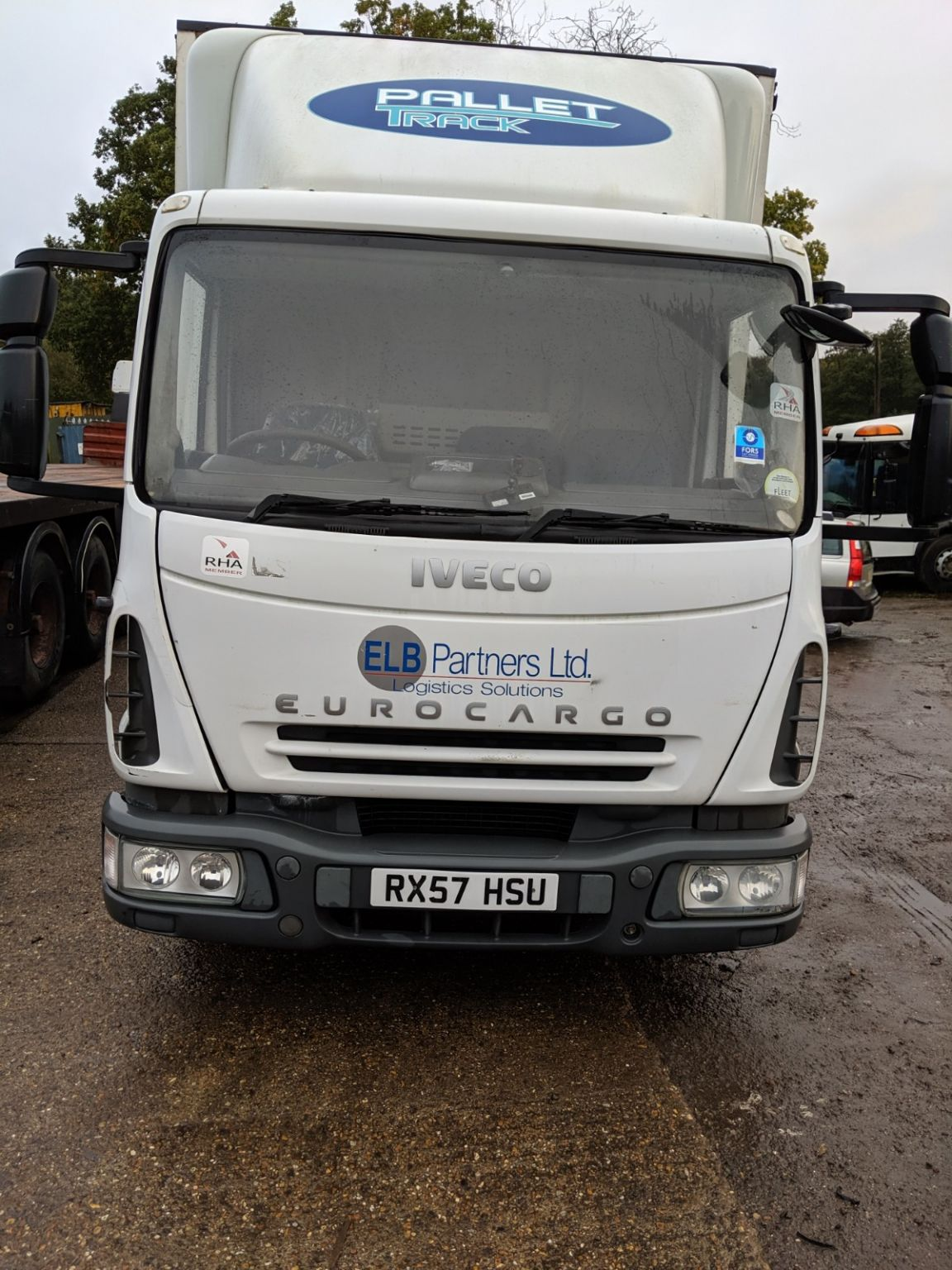 Iveco Eurocargo Curtainsider with tail lift 81,000 miles, Mot end FEB, LEZ till 2021