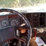 Left hand drive, Scania Scania 113H, 360hp,17 ton, 3 way tipper