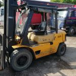 Caterpillar 4 ton Forklift with sideshift